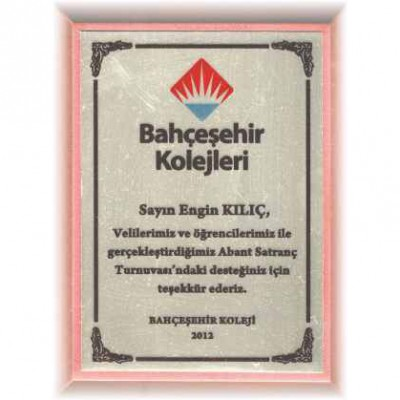 Etik Tur Bahçeşehir Kolejleri